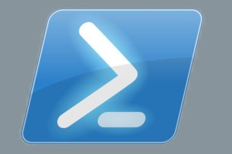 Logo Powershell gross