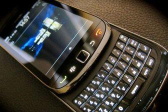 f Blackberry mittel