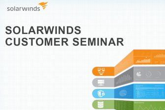 Bild  Solarwinds Seminar