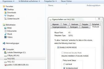 Filelock Bild
