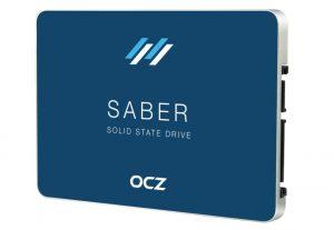 Kurz getestet OCZ SSD Saber  Bild