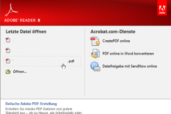 PDF Aufmacher