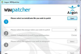 WIMpatcher