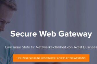 Avast Web Gateway