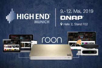 QNAP High End HS DX