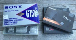 SSD vs Tape