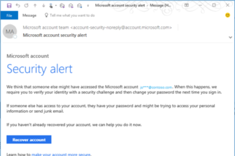Beispiel Phishing E Mail