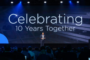Nutanix LJ Wednesday Opening Keynote
