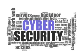 cyber security Darwin Laganzon auf Pixabay