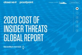 Proofpoint Studie b Insider