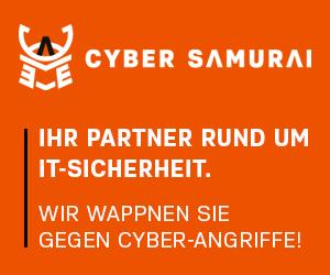 CyberSamurai Banner x