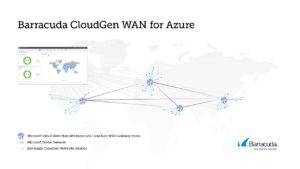 Barracuda CloudGen WAN for Azure